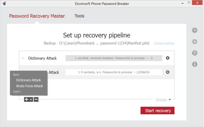 Elcomsoft Phone Breaker Cracke