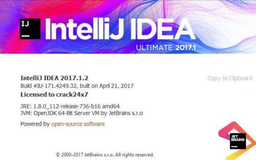 intellij ultimate crack work