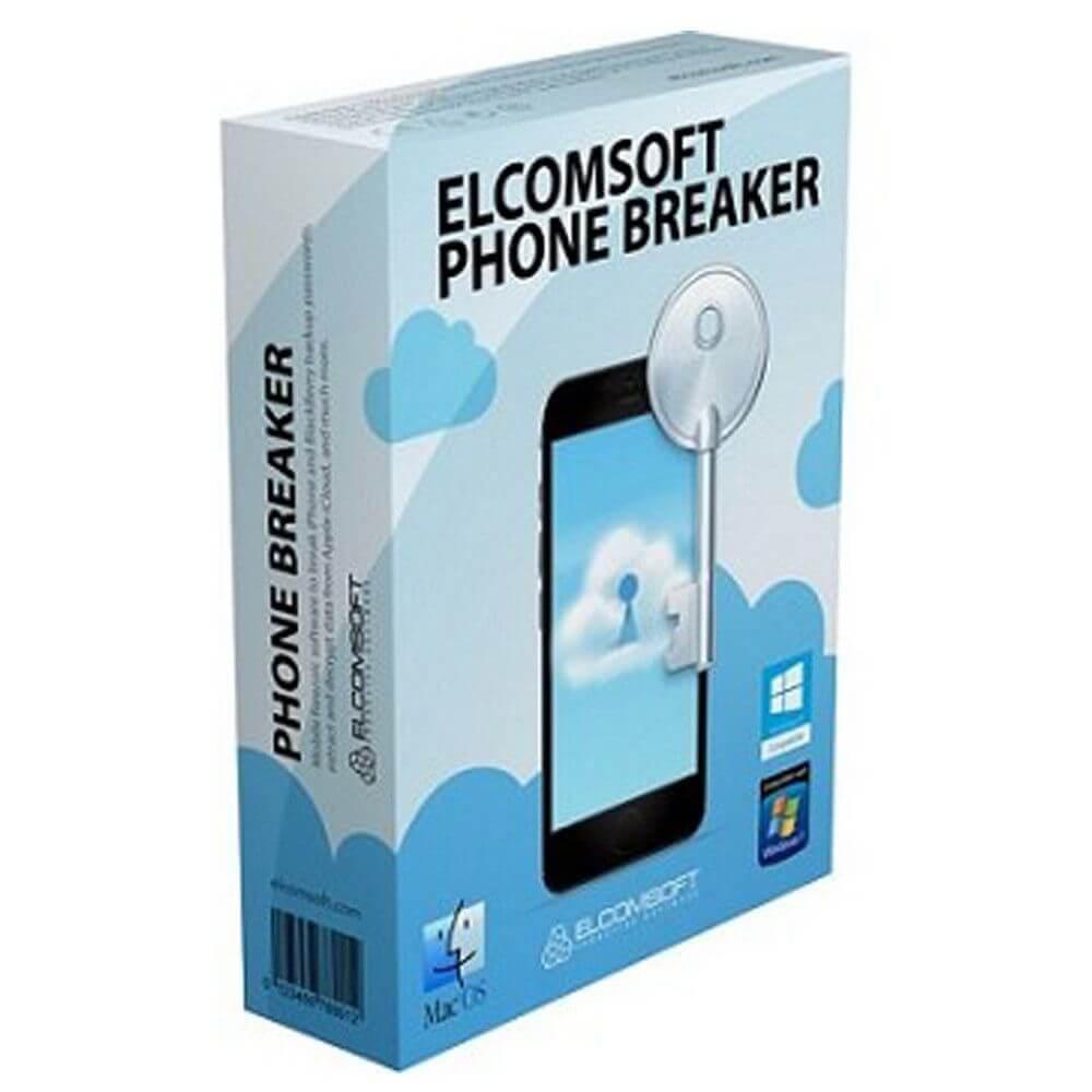 Elcomsoft PhoneBreaker crack