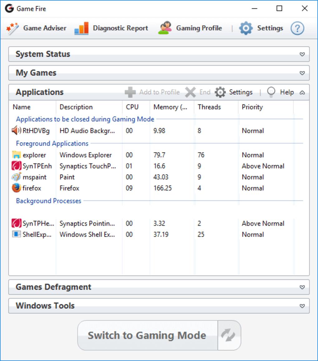 GameFire 6 Now Keygen