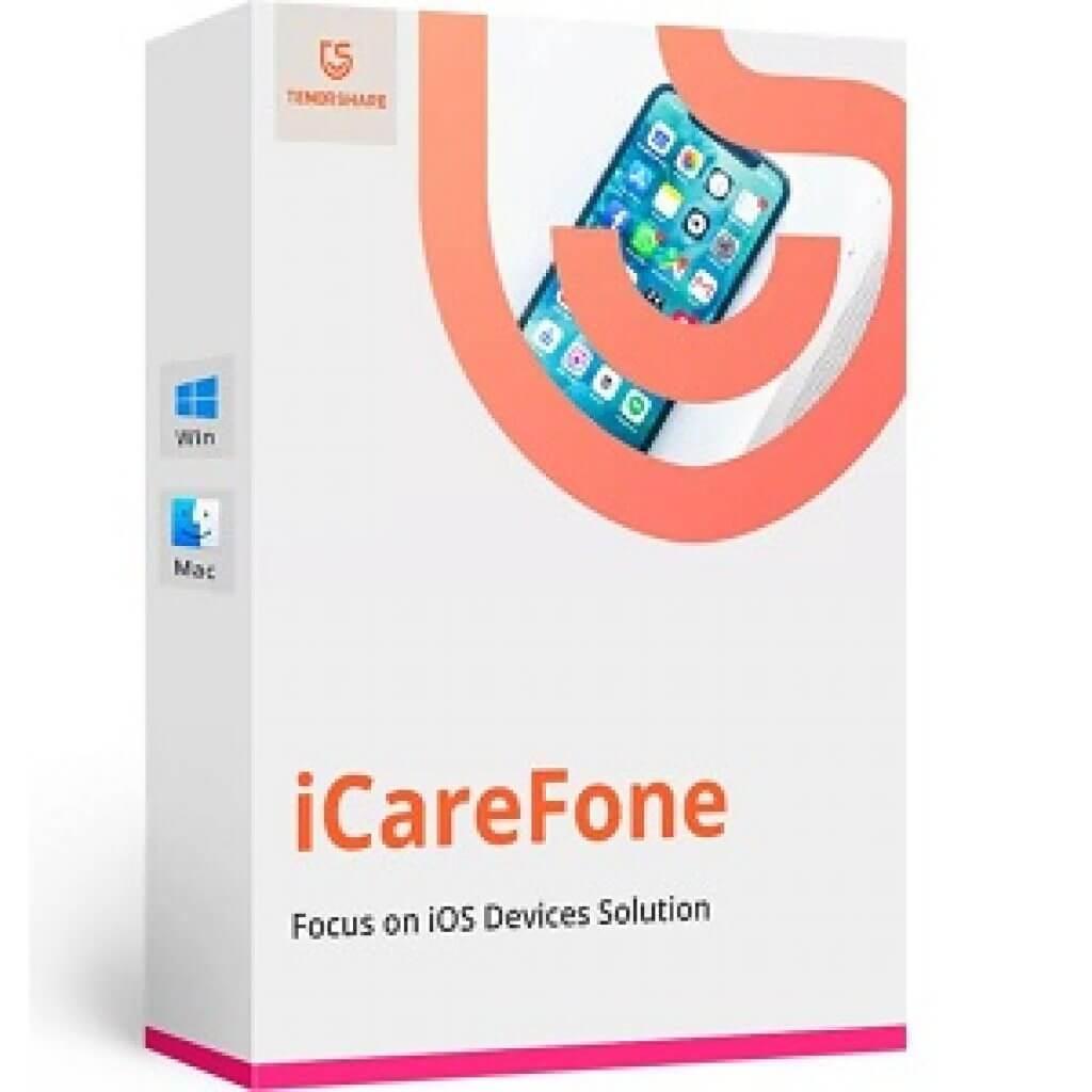 Tenorshare Icarefone Keygen