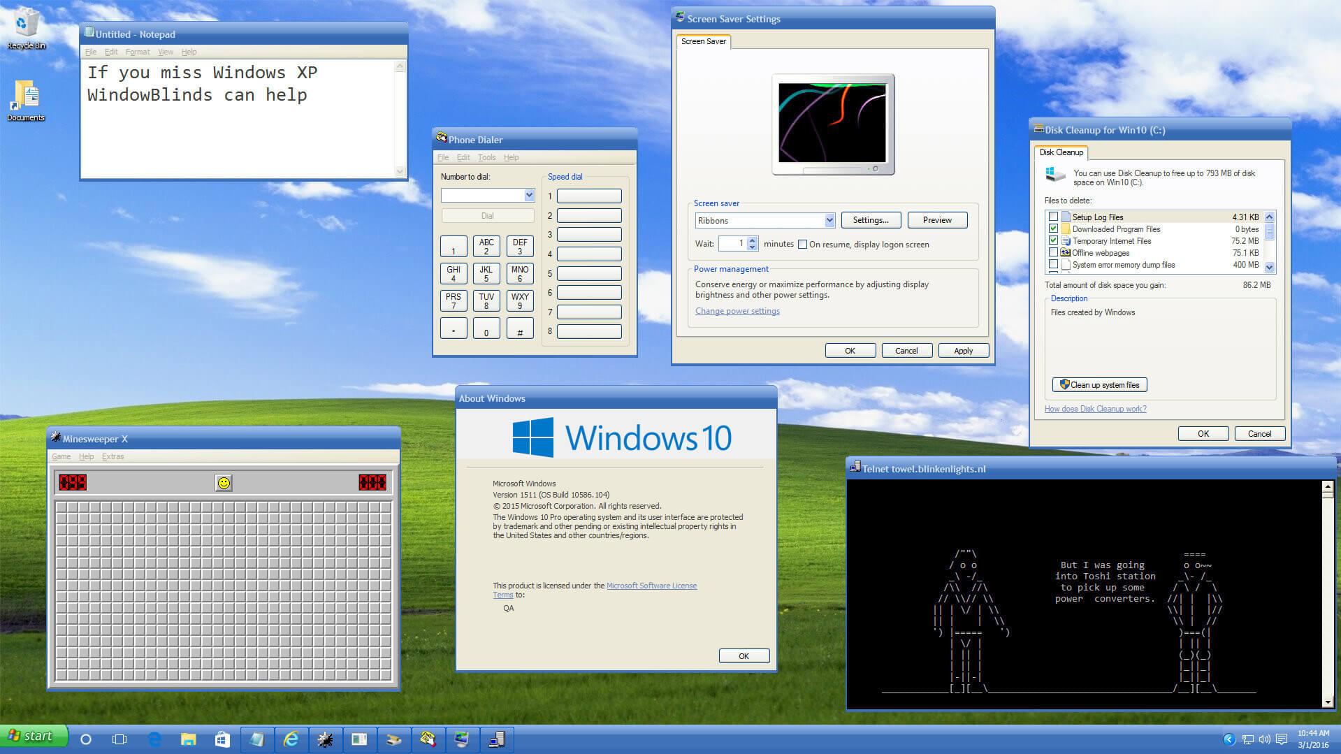 Windowblinds 10.82 Activision Code