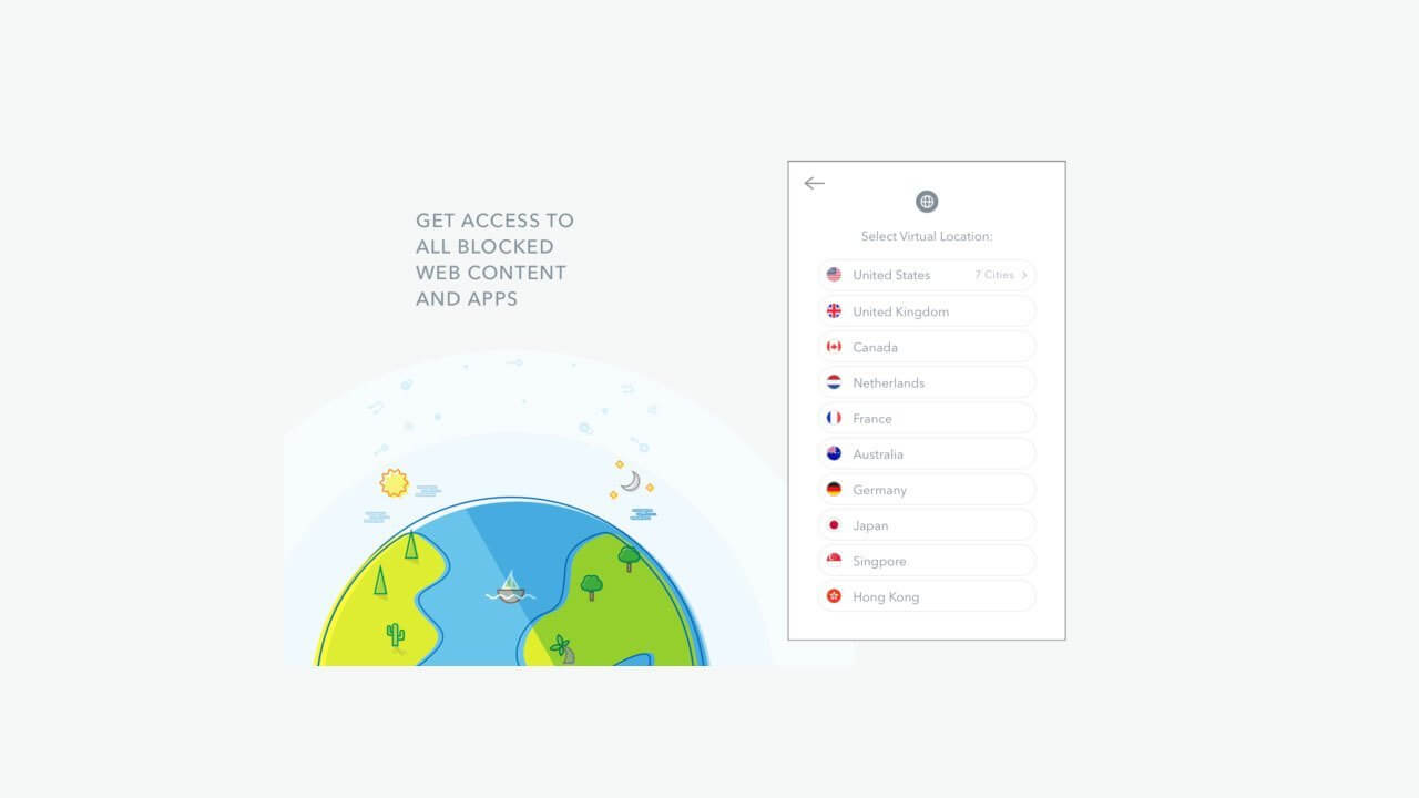 Betternet VPN Premium Serial Key