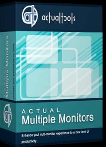 Actual Multiple Monitors