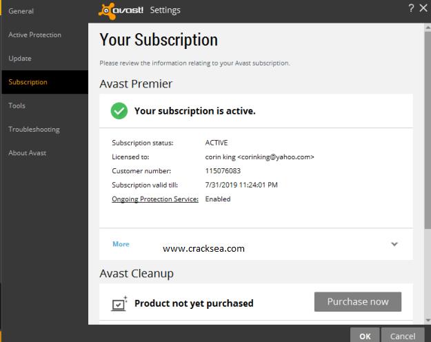 Avast Secureline VPN Crack Version Download (1)