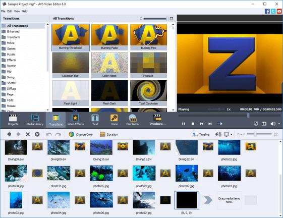 AVS Video Editor Latest Download (1)